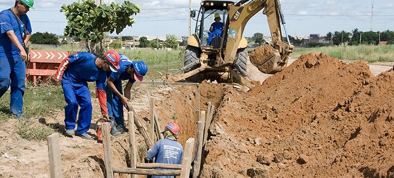 MDR aprova projetos prioritários de saneamento para nove Estados