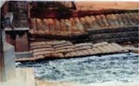Contenção em Concreto envelopado - Bairro Capitão Eduardo 06